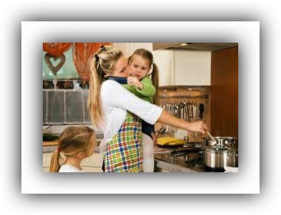 Tastebuds Personal Chef Service, Chef Linda Gauvry, Mechanicsburg PA, for busy parents