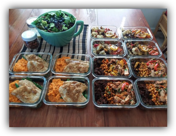 Prepared Meals, Tastebuds Personal Chef Service, Chef Linda Gauvry, Mechanicsburg PA